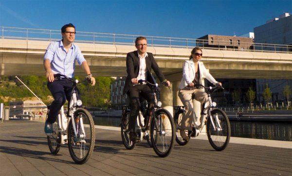 Les champs de bataille de la Meuse à vélo